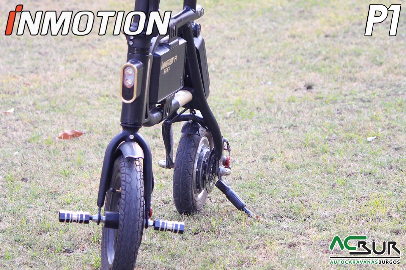 Alquilar bicicleta eléctrica autocaravanas