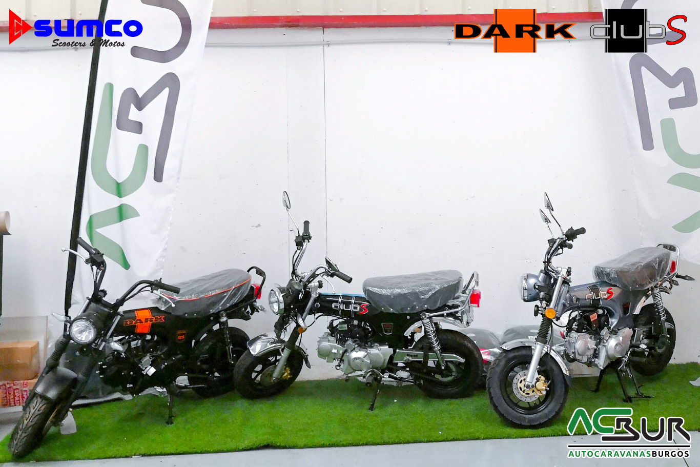 Alquiler Moto Autocaravanas