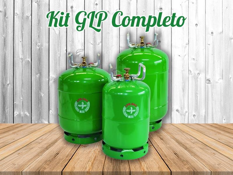 Kit GLP para Autocaravanas