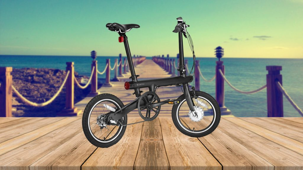 Xiaomi QiCycle Rotación 03