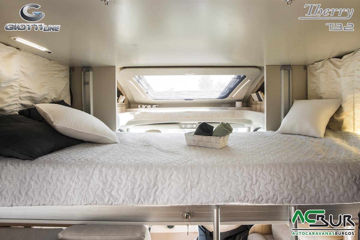 GiottiLine Therry T32 cama delantera
