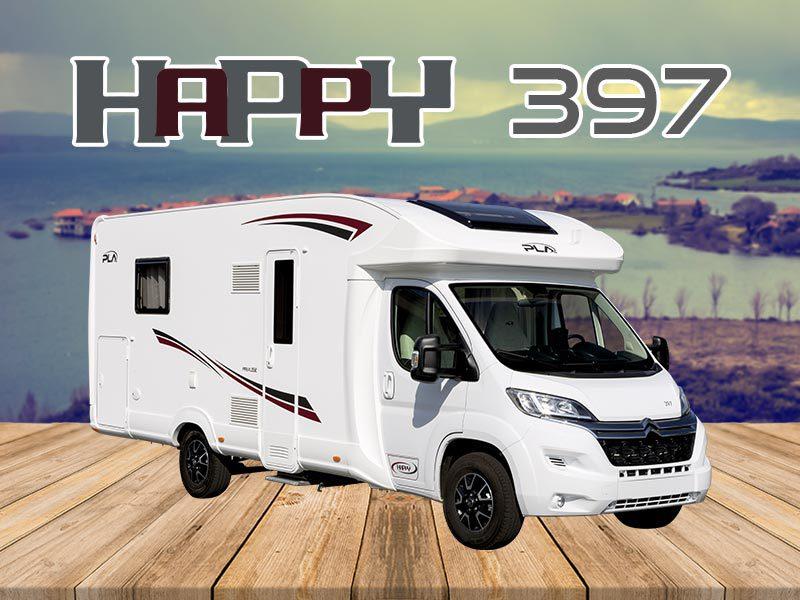 Alquilar Autocaravana en Cantabria PLA Happy 397