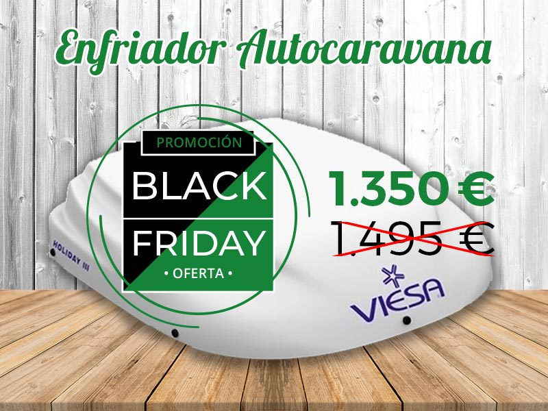 Black Friday Autocaravanas Enfriador viesa Holiday 3