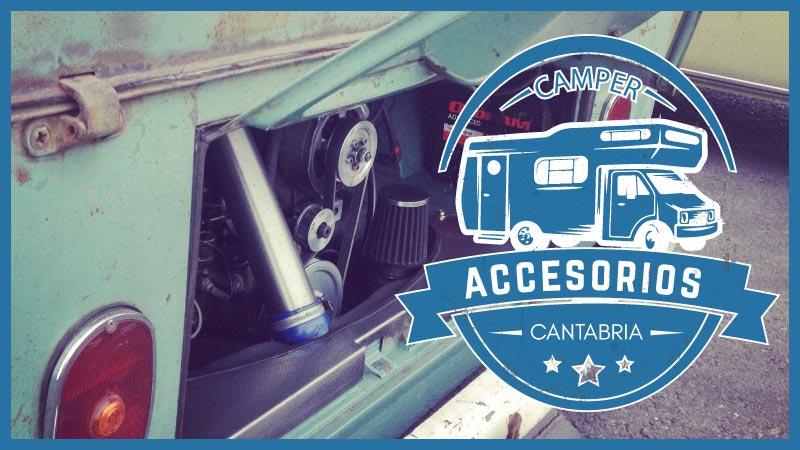 Accesorios para autocaravanas