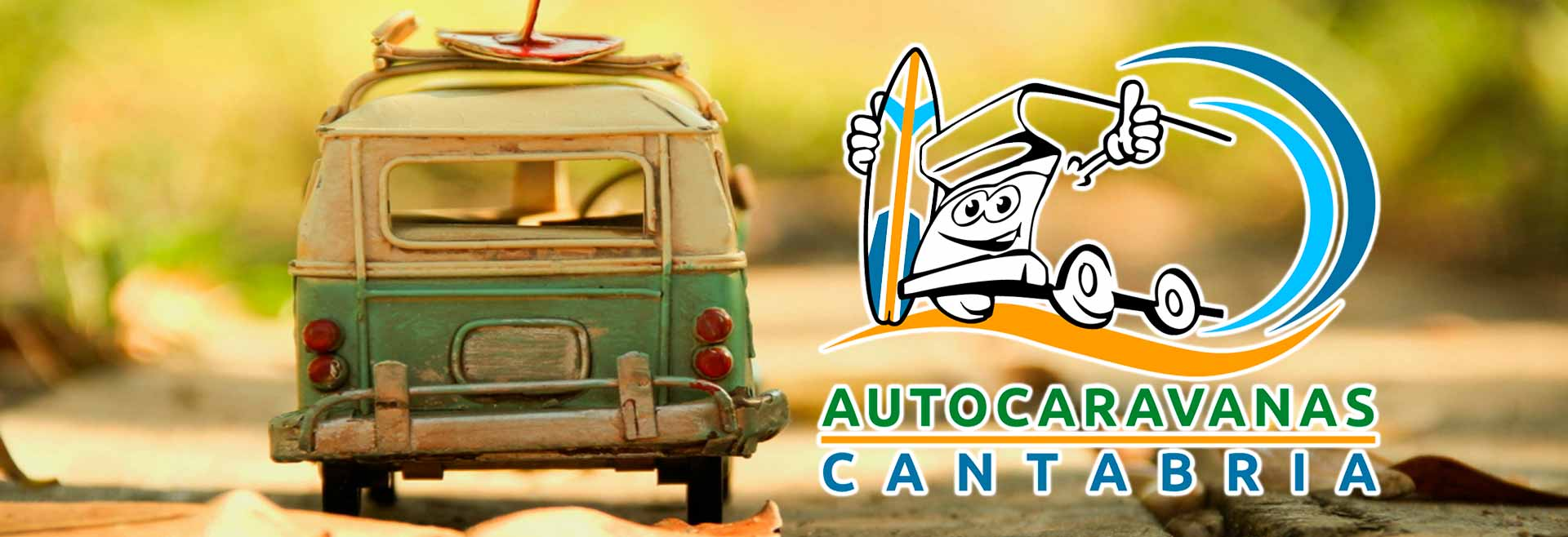 Autocaravanas en Cantabria - Alquiler, venta y accesorios