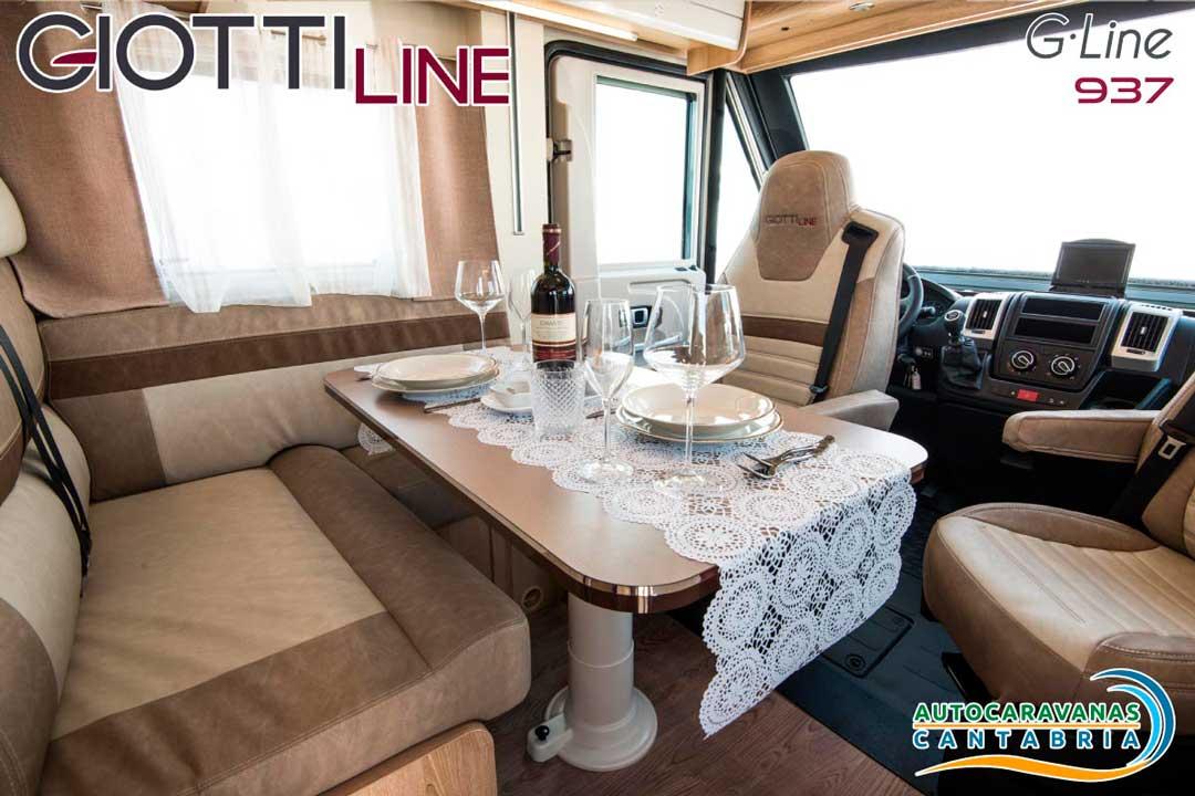 GiottiLine GLine GL937 2020 Comedor