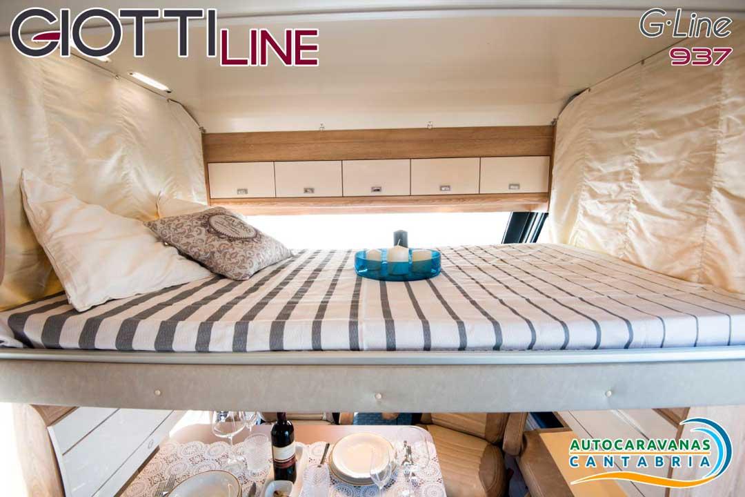GiottiLine GLine GL937 2020 Cama Abatible