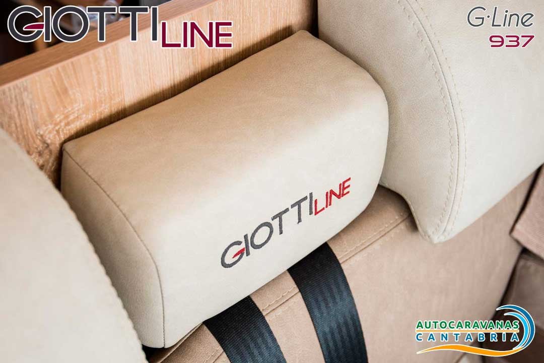 GiottiLine GLine GL937 2020 Tapizados