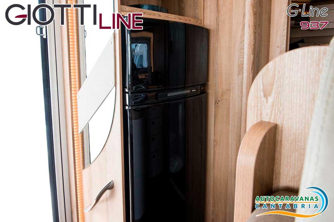 GiottiLine GLine GL937 2020 Frigorífico
