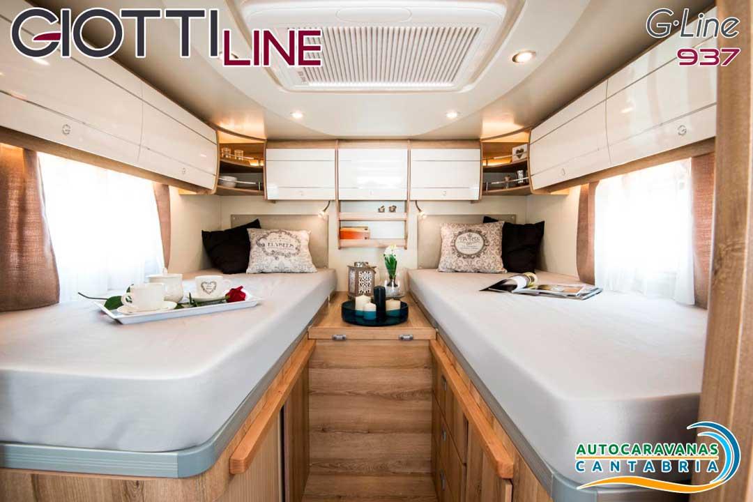 GiottiLine GLine GL937 2020 Dormitorio
