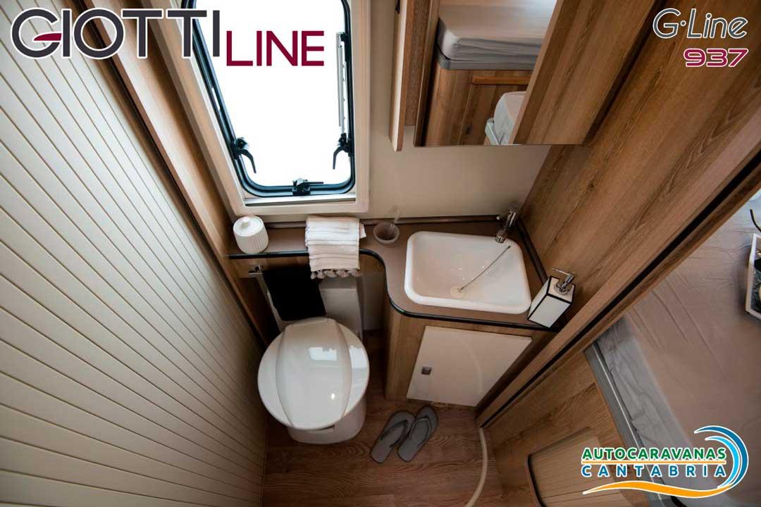 GiottiLine GLine GL937 2020 Baño