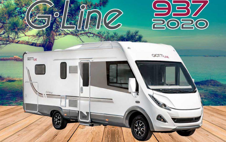 GiottiLine GLine GL937 2020 Mosaico