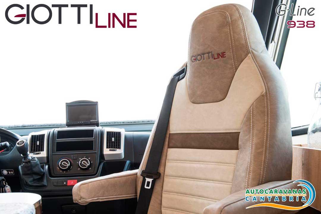 GiottiLine GLine GL938 2020 Asientos