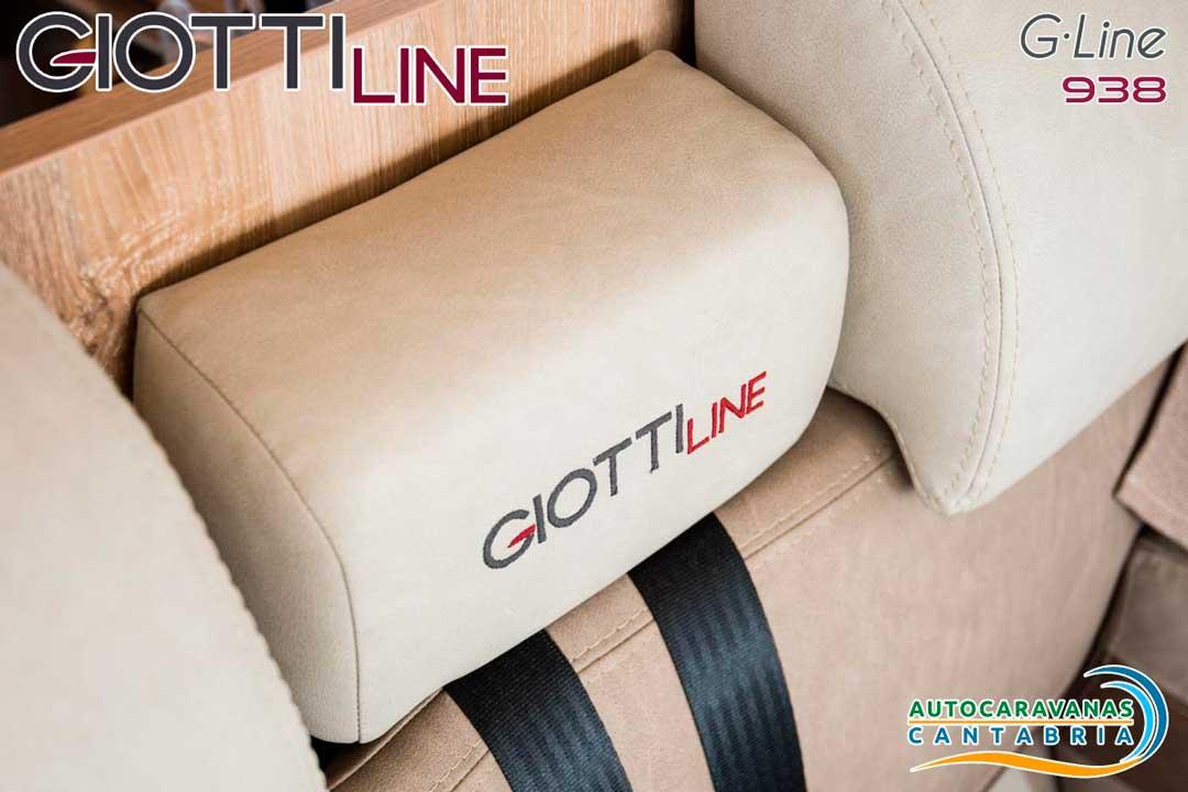 GiottiLine GLine GL938 2020 Tapizados