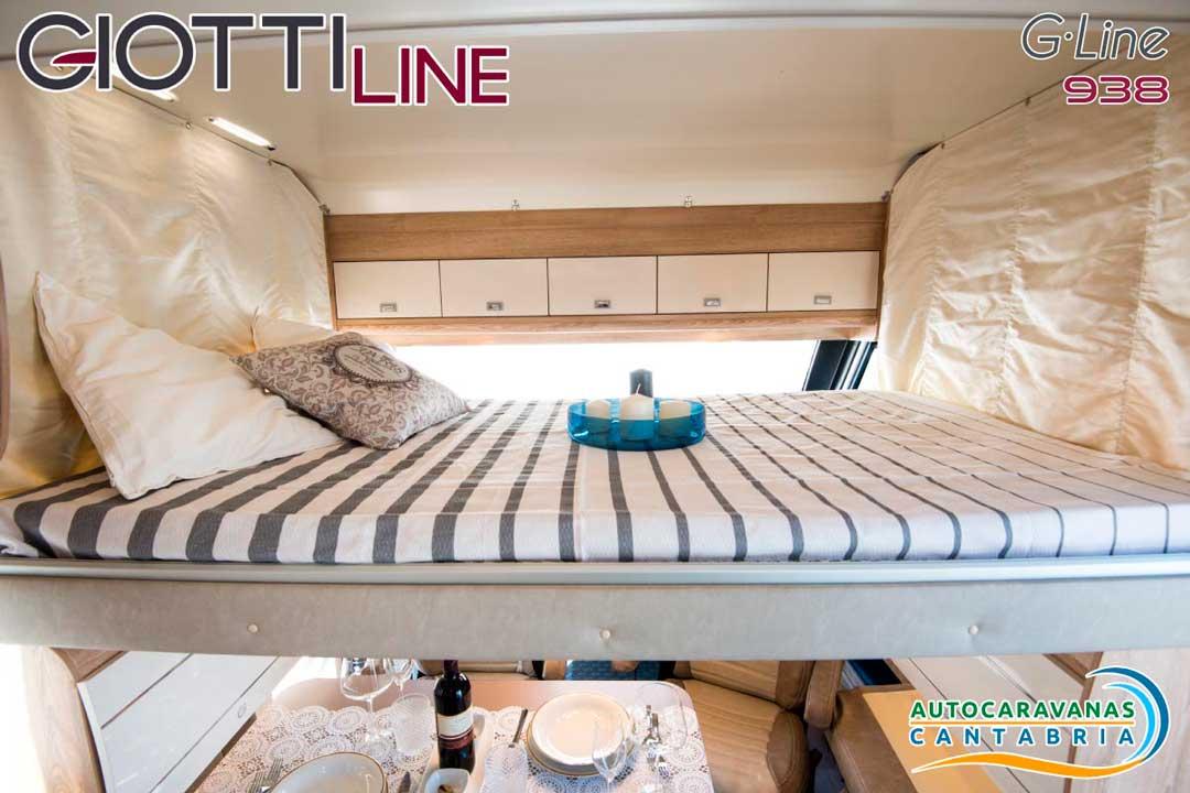 GiottiLine GLine GL938 2020 Cama abatible