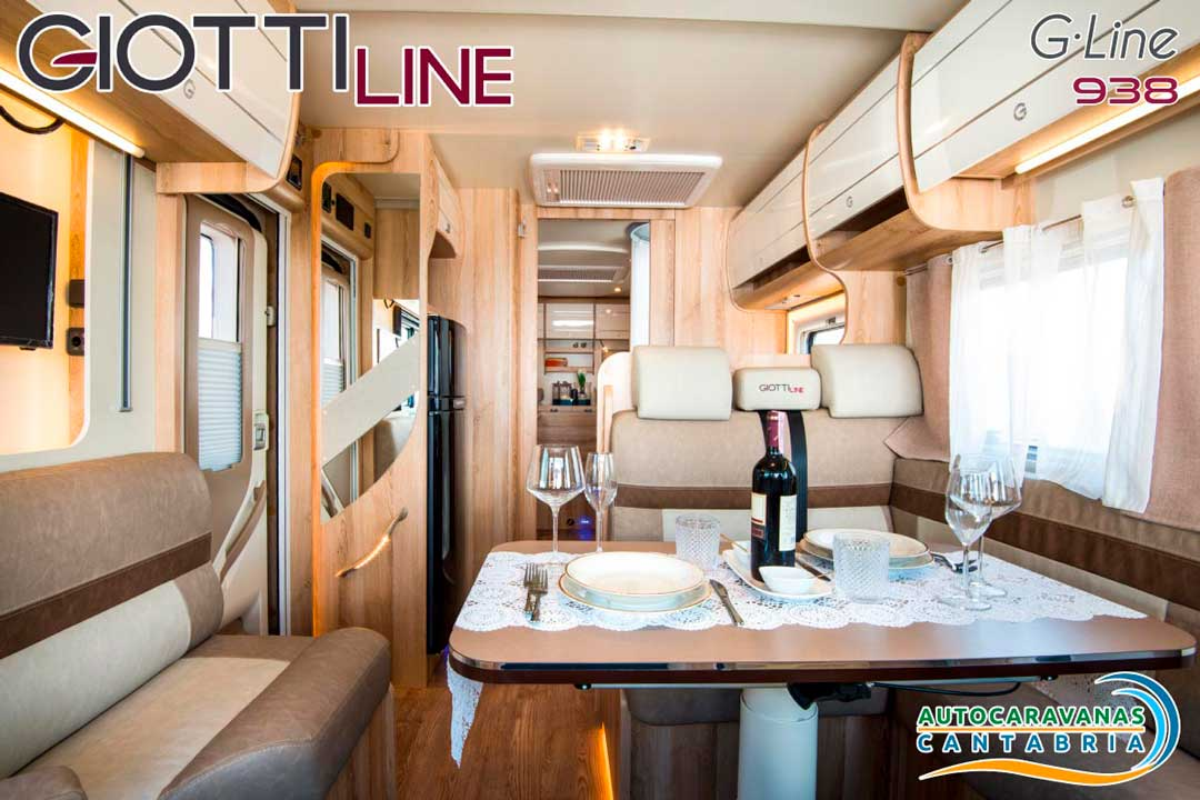 GiottiLine GLine GL938 2020 Salón