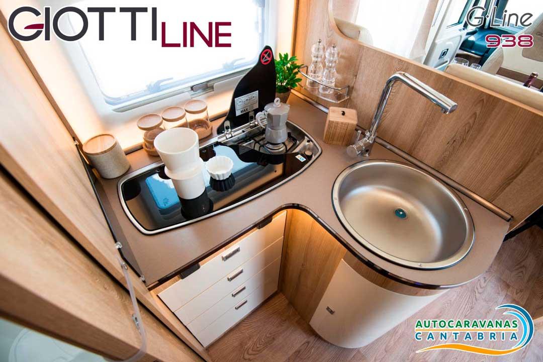 GiottiLine GLine GL938 2020 Cocina