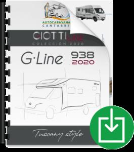 GiottiLine GLine GL938 2020 Informe