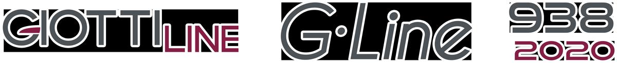 GiottiLine GLine GL938 2020 Logotipos
