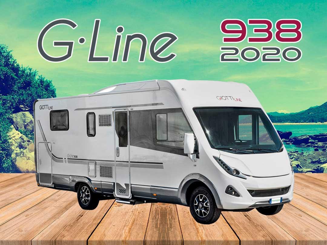 GiottiLine GLine GL938 2020 Mosaico