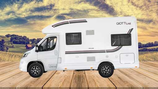 GiottiLine Siena 330 2020 Exterior 7