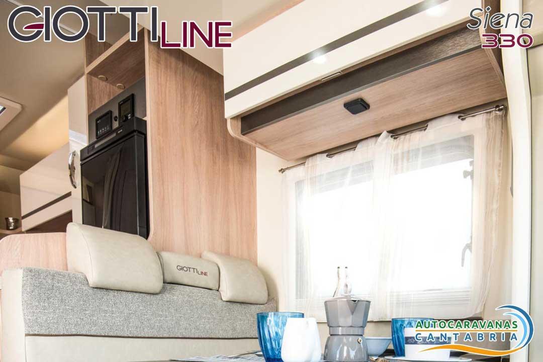 GiottiLine Siena 330 2020 Armarios salón
