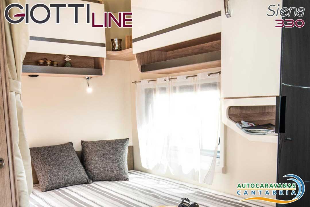 GiottiLine Siena 330 2020 Dormitorio