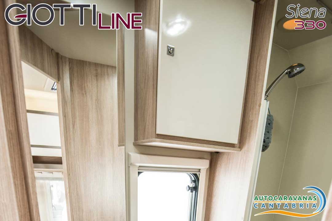 GiottiLine Siena 330 2020 Almacenaje