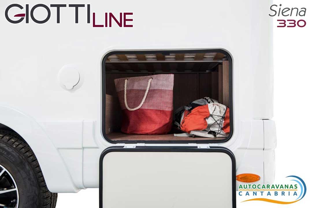 GiottiLine Siena 330 2020 Garaje