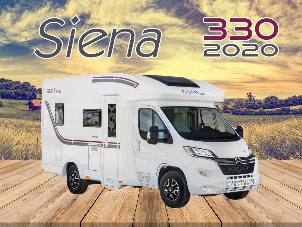 GiottiLine Siena 330 2020 Portada