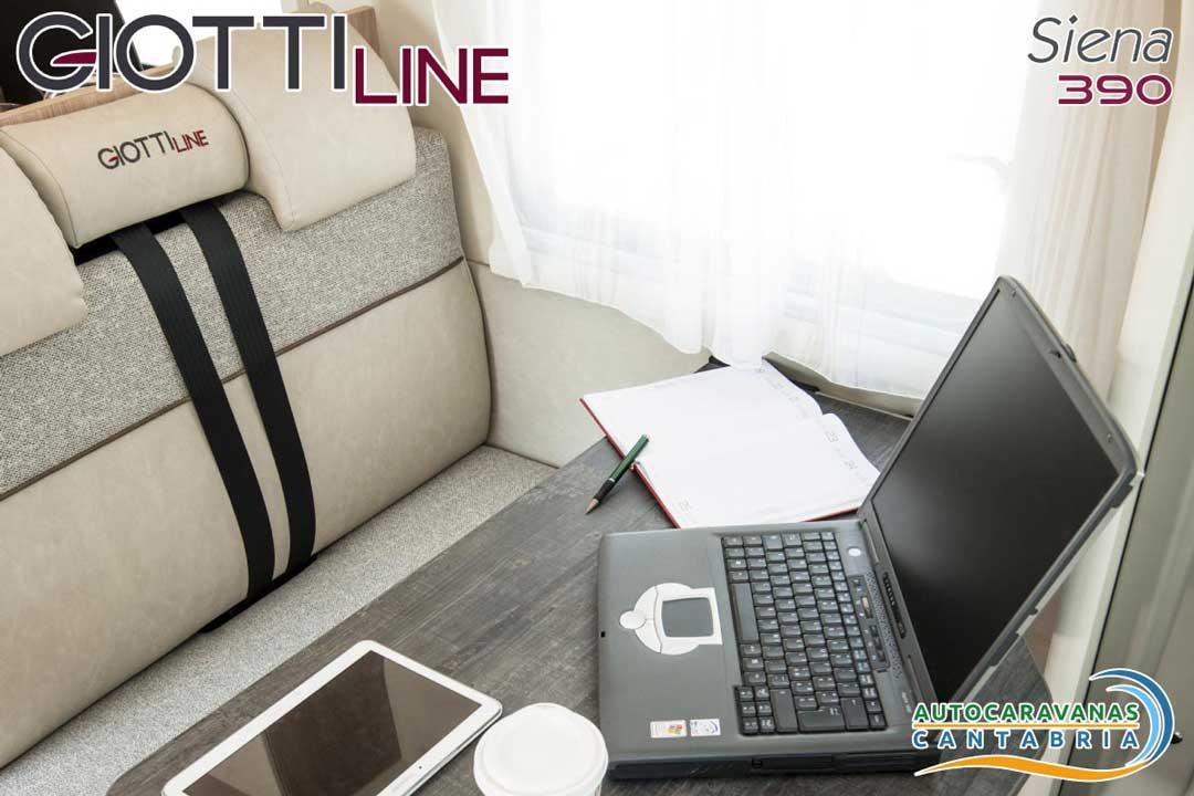 GiottiLine Siena 390 2020 Comedor