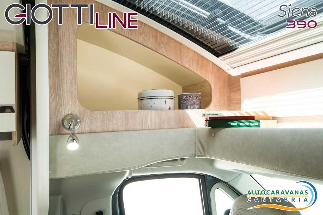GiottiLine Siena 390 2020 Perfilada