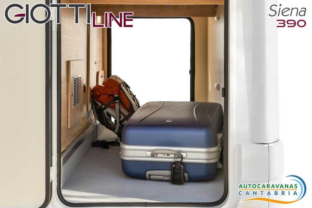 GiottiLine Siena 390 2020 Garaje