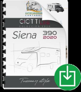 GiottiLine Siena 390 2020 Informe