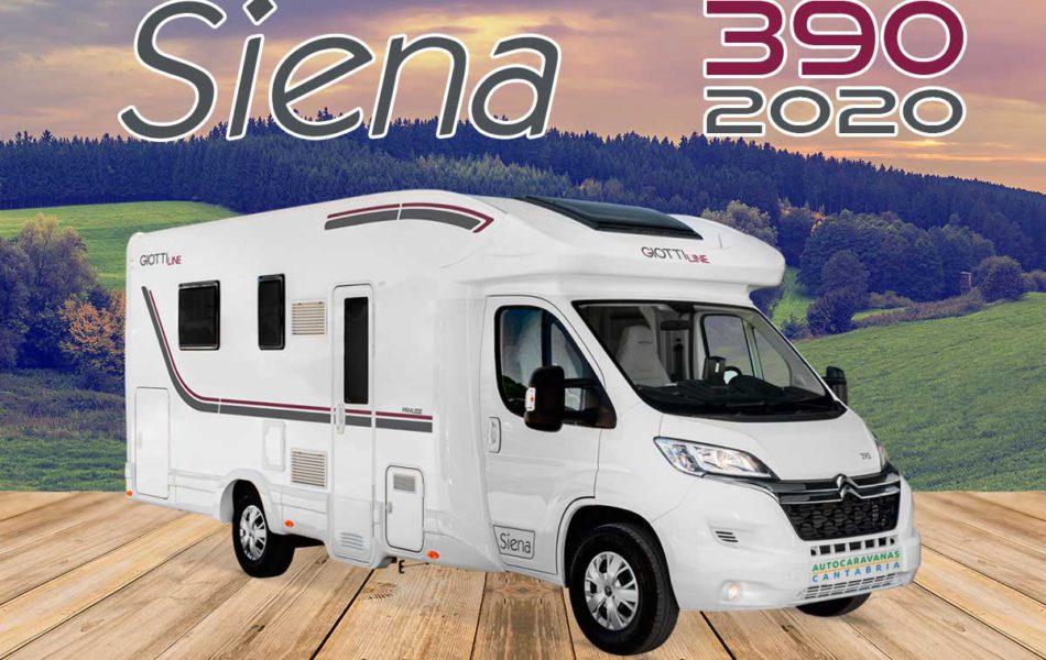 GiottiLine Siena 390 2020 Mosaico