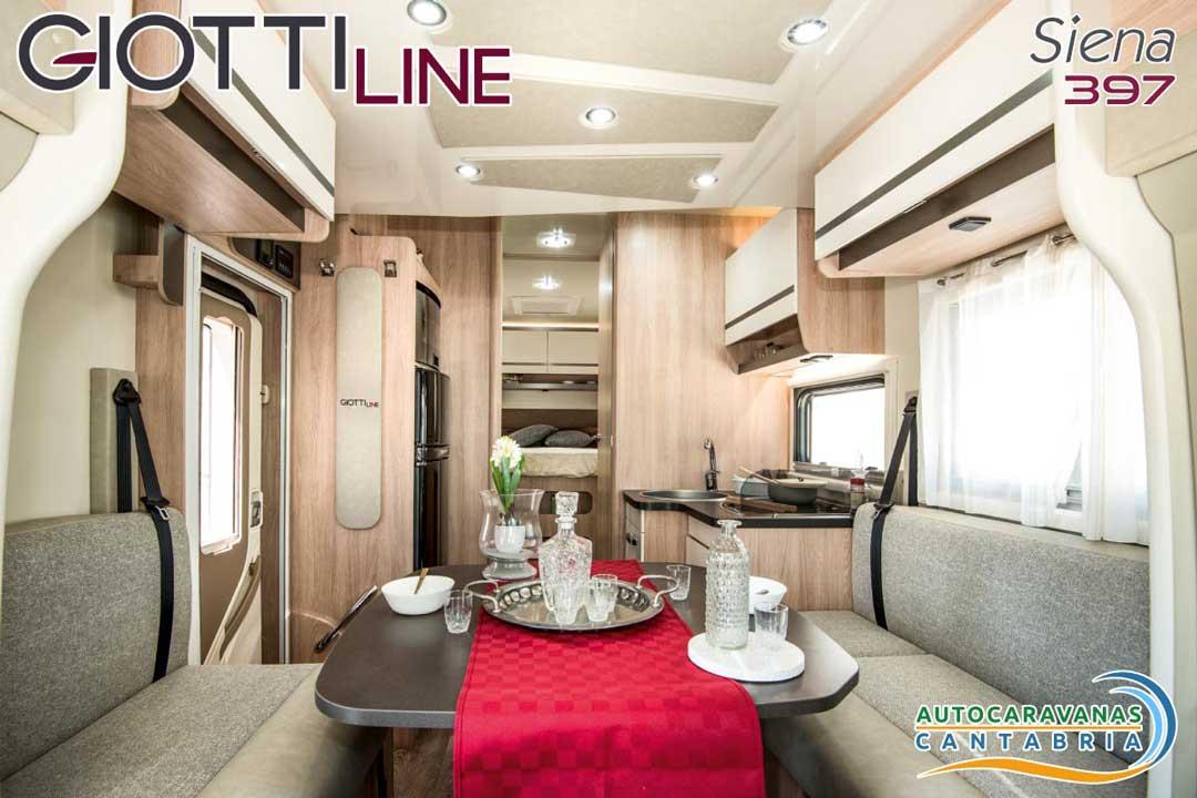 GiottiLine Siena 397 2020 Salón