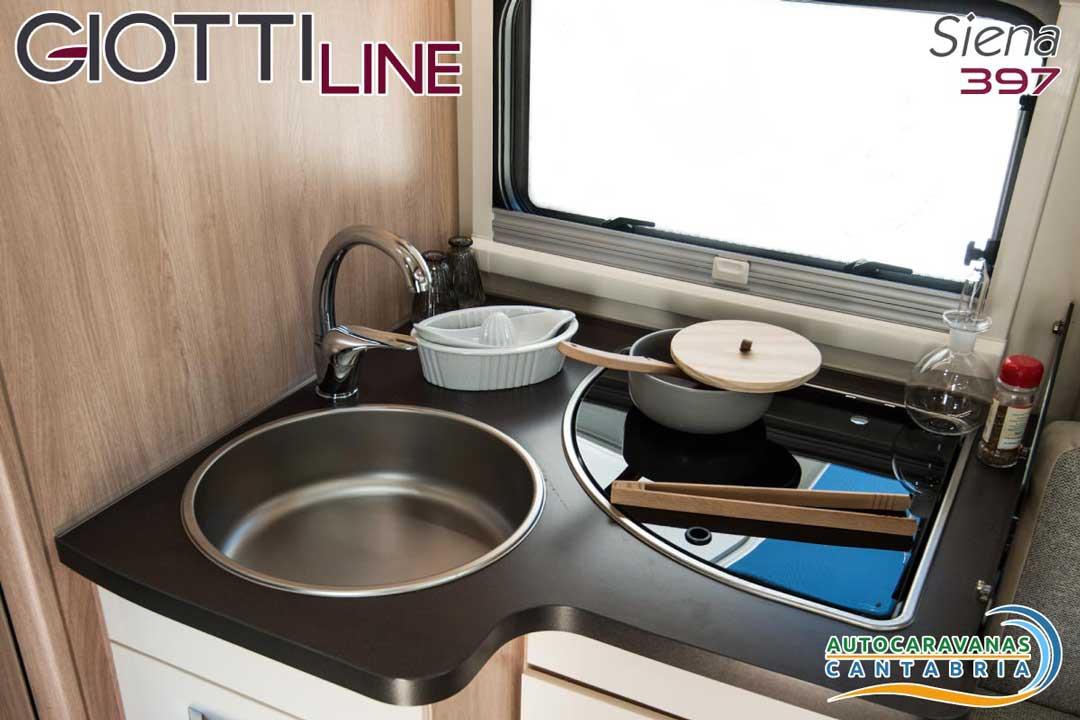 GiottiLine Siena 397 2020 Cocina
