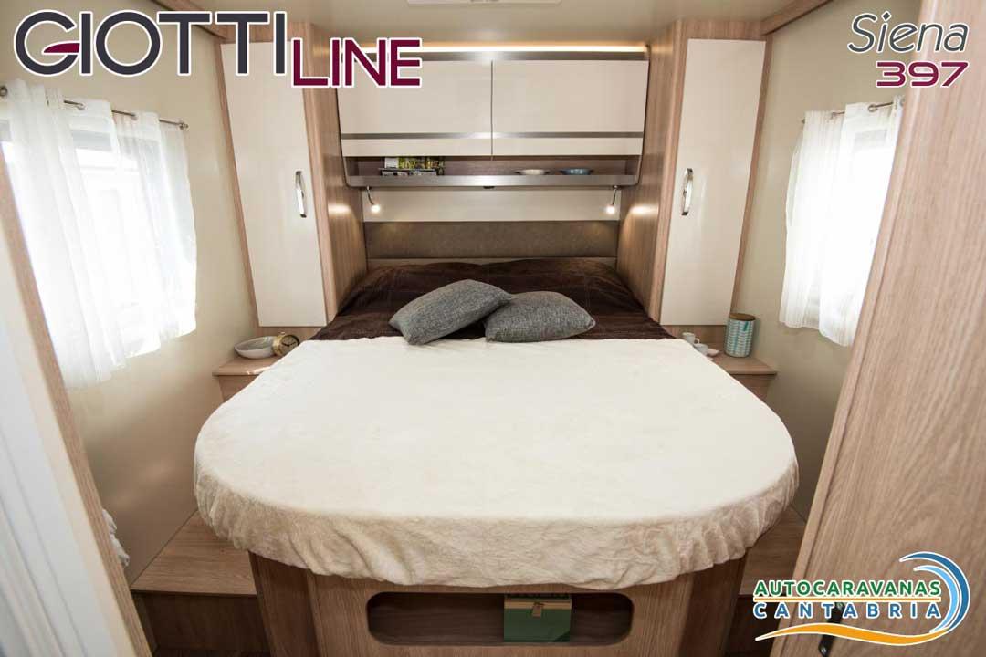 GiottiLine Siena 397 2020 Dormitorio
