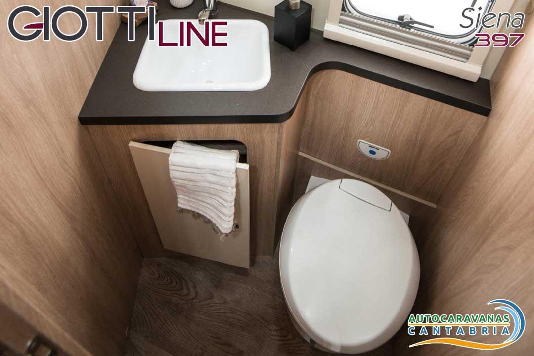 GiottiLine Siena 397 2020 Baño