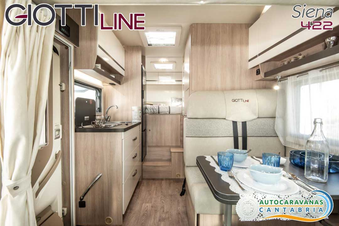 GiottiLine Siena 422 2020 Salón