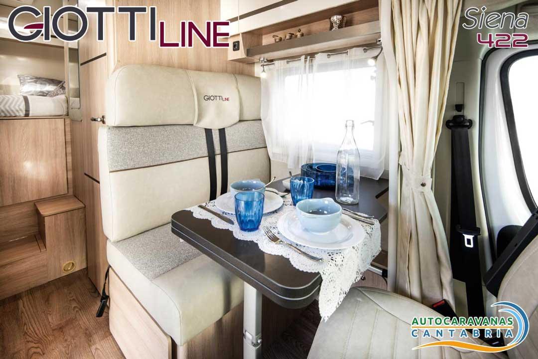GiottiLine Siena 422 2020 Comedor