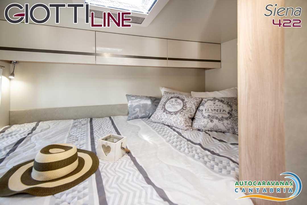 GiottiLine Siena 422 2020 Dormitorio