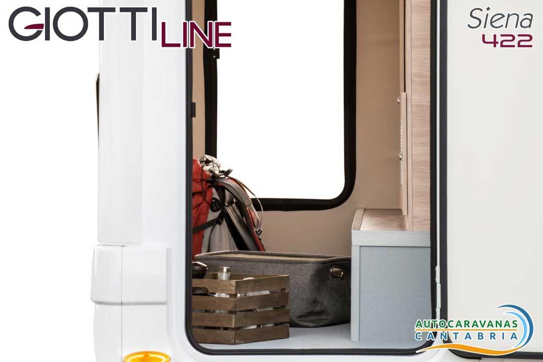 GiottiLine Siena 422 2020 Garaje