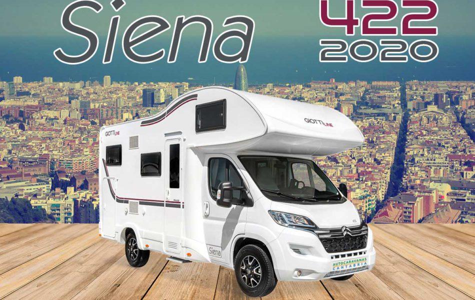 GiottiLine Siena 422 2020 Mosaico