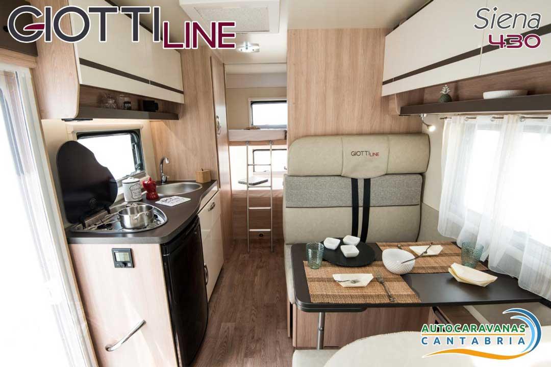 GiottiLine Siena 430 2020 Salón