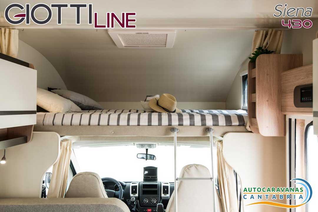 GiottiLine Siena 430 2020 Interior