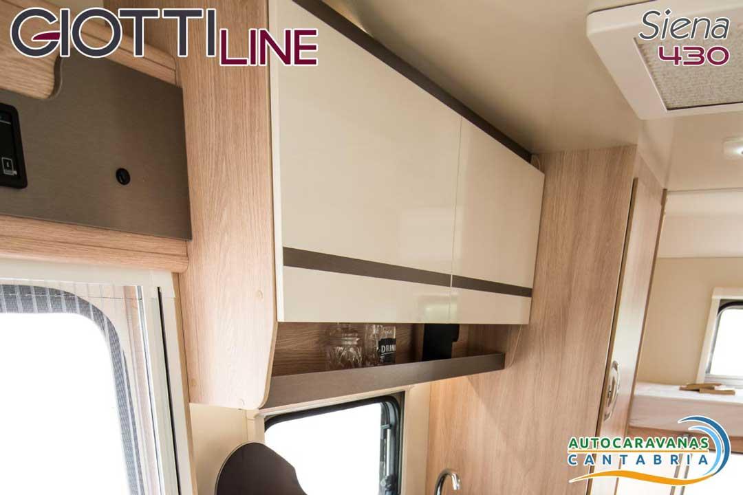 GiottiLine Siena 430 2020 Armarios