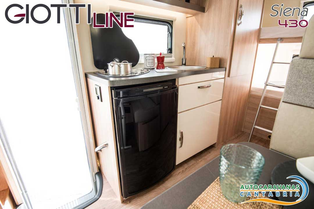 GiottiLine Siena 430 2020 Cocina
