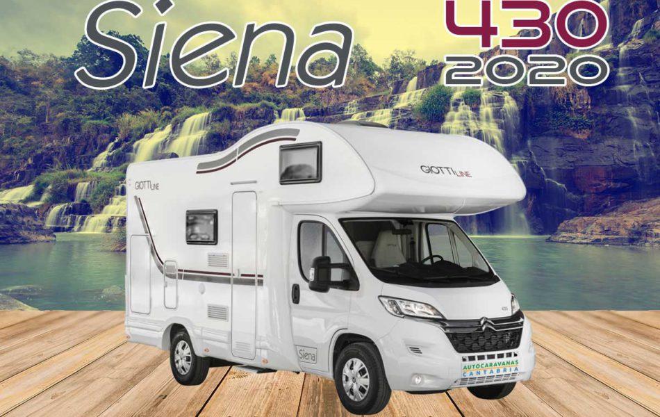 GiottiLine Siena 430 2020 Mosaico