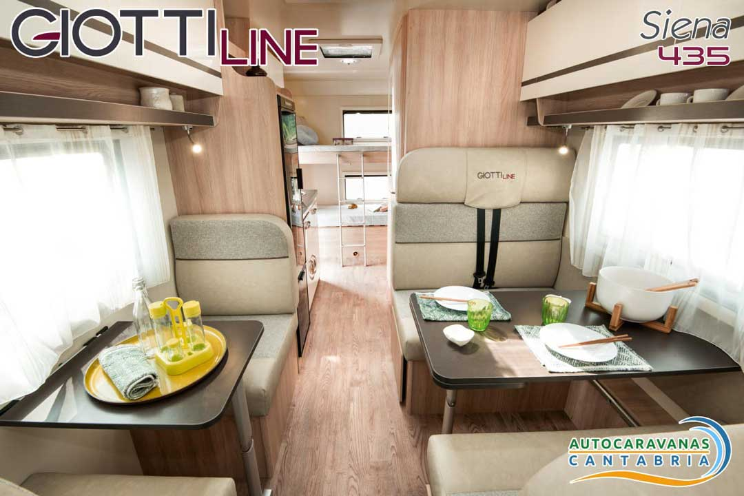 GiottiLine Siena 435 2020 Salón